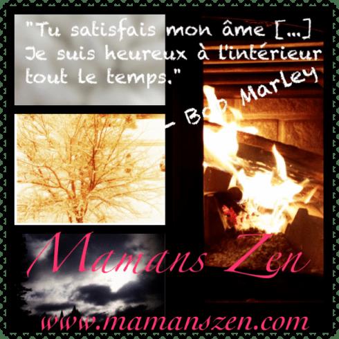 mamans zen les articles préférés de 2013 hiver maman à la maison citation bob marley image