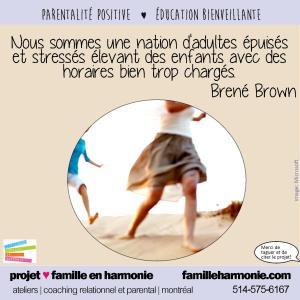 Projet famille en harmonie