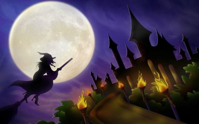 Épingler la sorcière