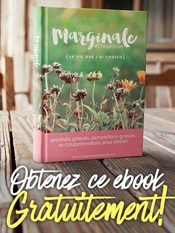 Livre gratuit Marginale et heureuse :-)
