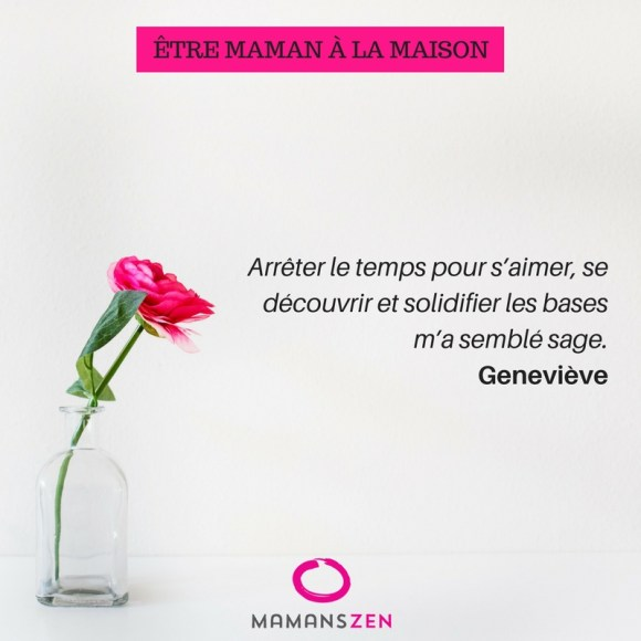 citations de mamans à la maison