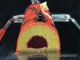 buche mangue insert framboise62