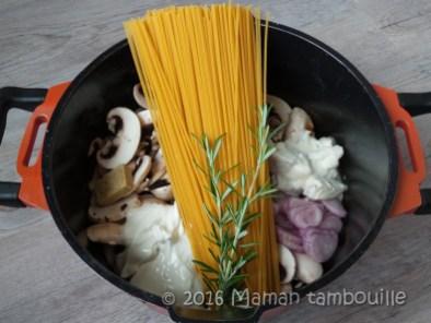 one pot pasta poulet gorgonzola06