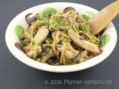 one pot pasta poulet gorgonzola21