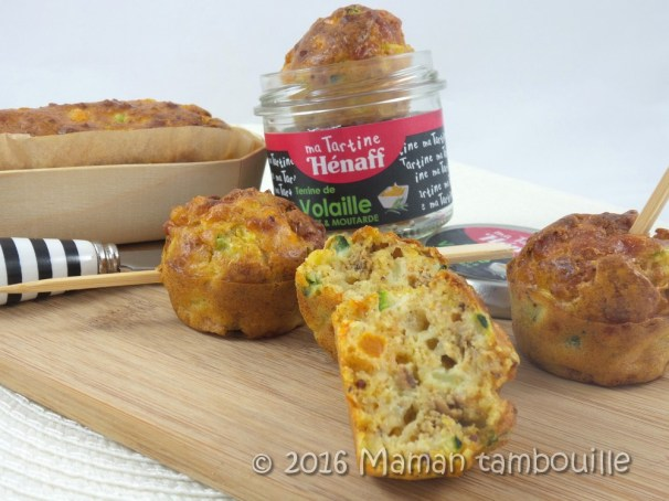 cake aux legumes et terrine henaff30