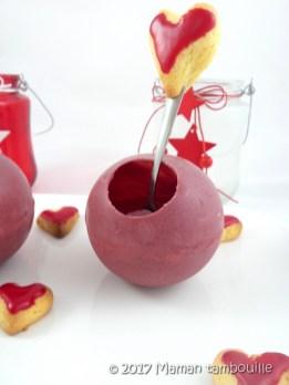 sphere mousse de fruits rouges35