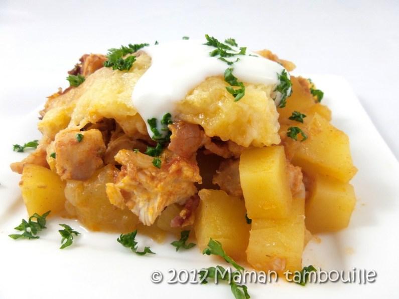gratin poulet pommes de terre18