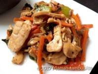 wok de poulet teriyaki23