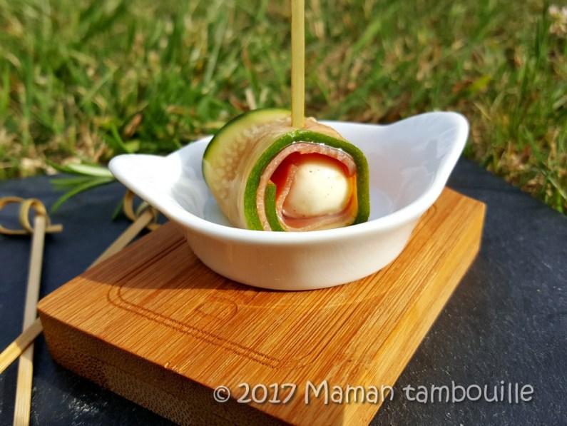 courgette mozza marinée18
