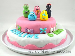 gateau barbapapa17