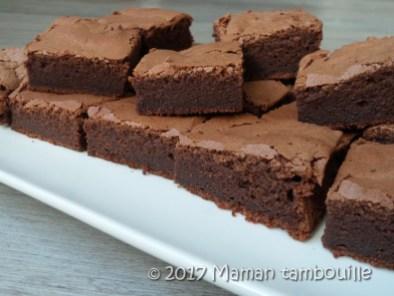 fondant chocolat compote13