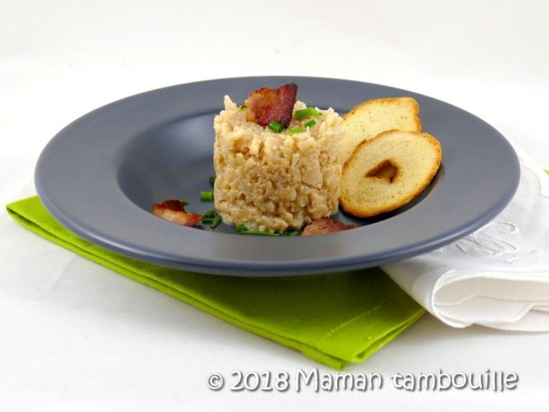 risotto de chou fleur15