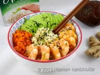 poke bowl crevette13