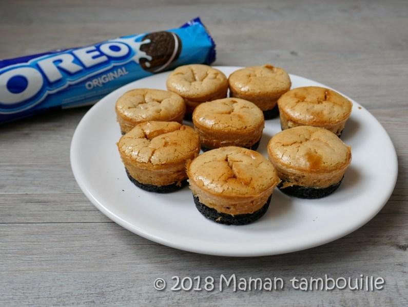 cheesecake oreo cacahuètes11