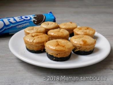 cheesecake oreo cacahuètes14