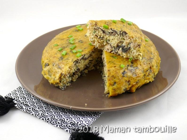omelette thai07
