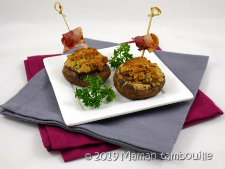 champignons au roquefort06