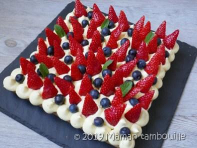 Le gourmand aux fruits rouges20