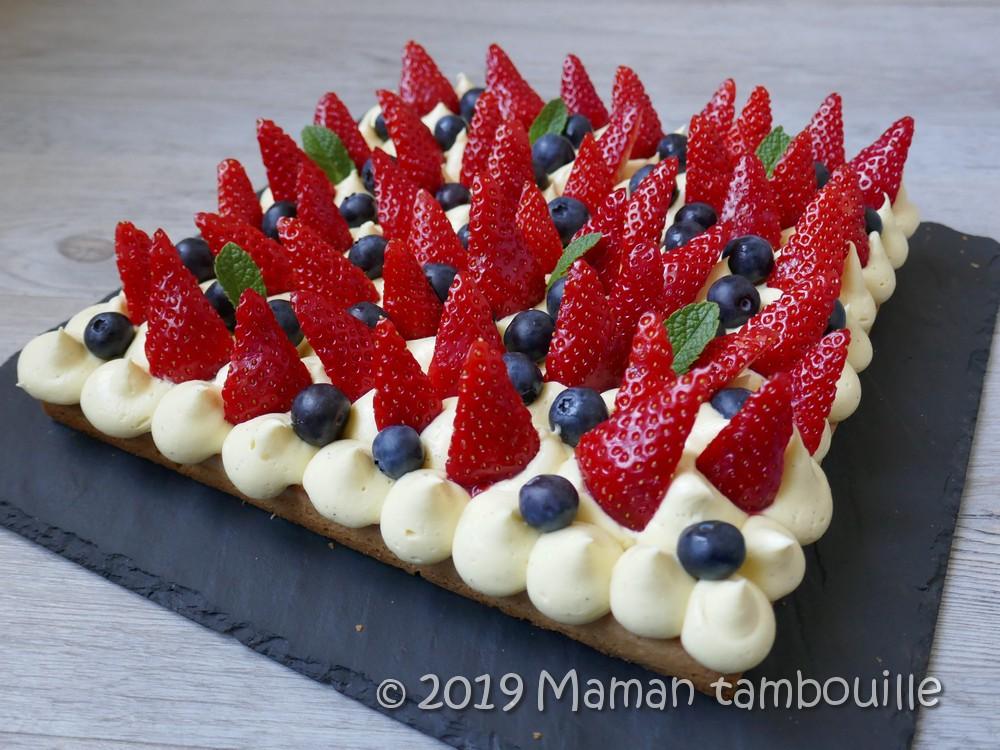 Le gourmand aux fruits rouges22