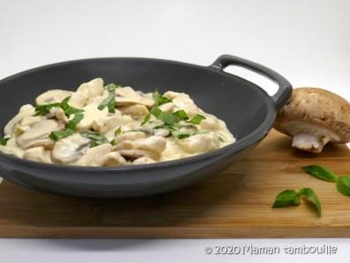 poulet creme ail et parmesan22
