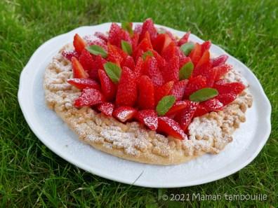 tarte aux fraises21