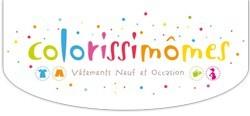 logo colorissimômes