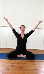 breath awareness prenatal yoga2