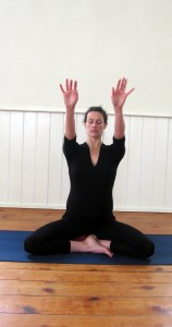 breath awareness prenatal yoga3
