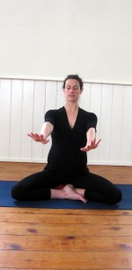 breath awareness prenatal yoga4