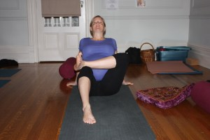 Yoga for Piriformis Syndrome 5