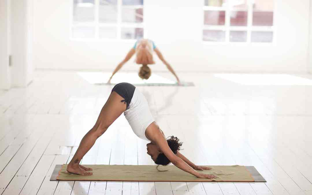 Can I Teach Downward Dog to Prenatal Yoga Students?