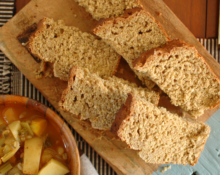 Homemade Bread In An Hour