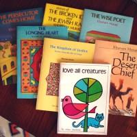 Muslim Storybooks for Slightly Older Children