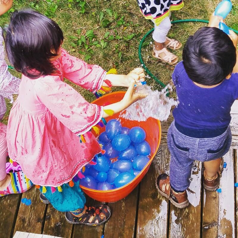 Mamanushka.com || Summer Fun
