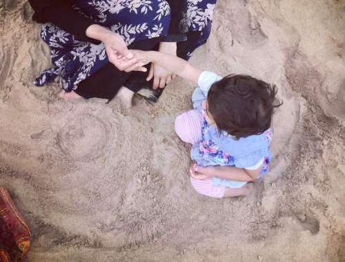 MAMANUSHKA.COM || Like A Mother || Thoughts On Becoming A Khala