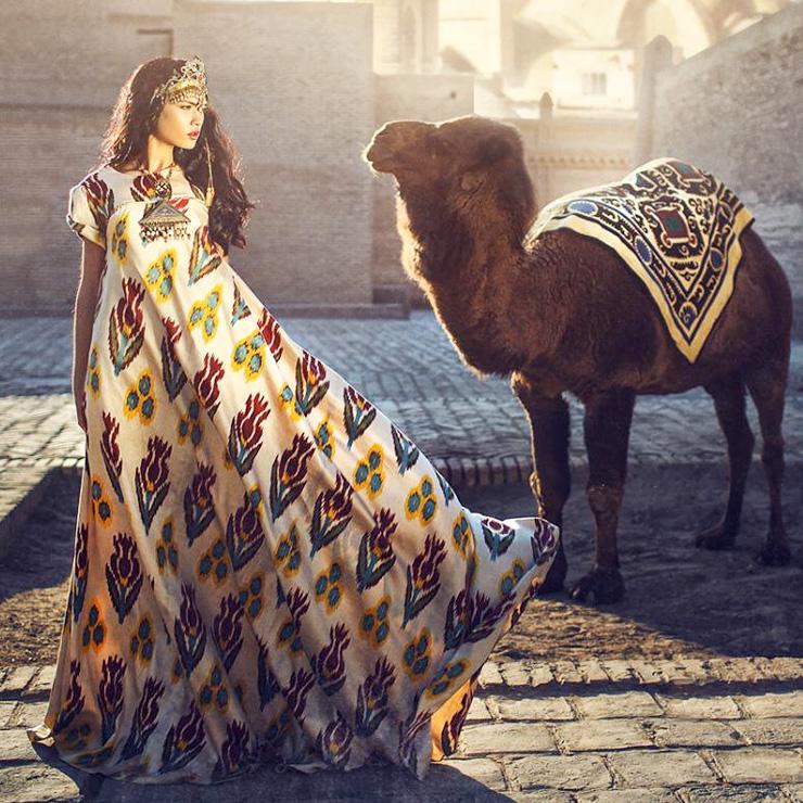 Design Inspo: Uzbekistan
