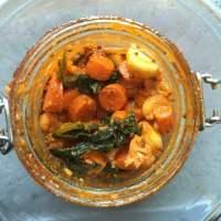 Authenic Vegetable Pickle From Kashmir 'Koshur Aanchar'