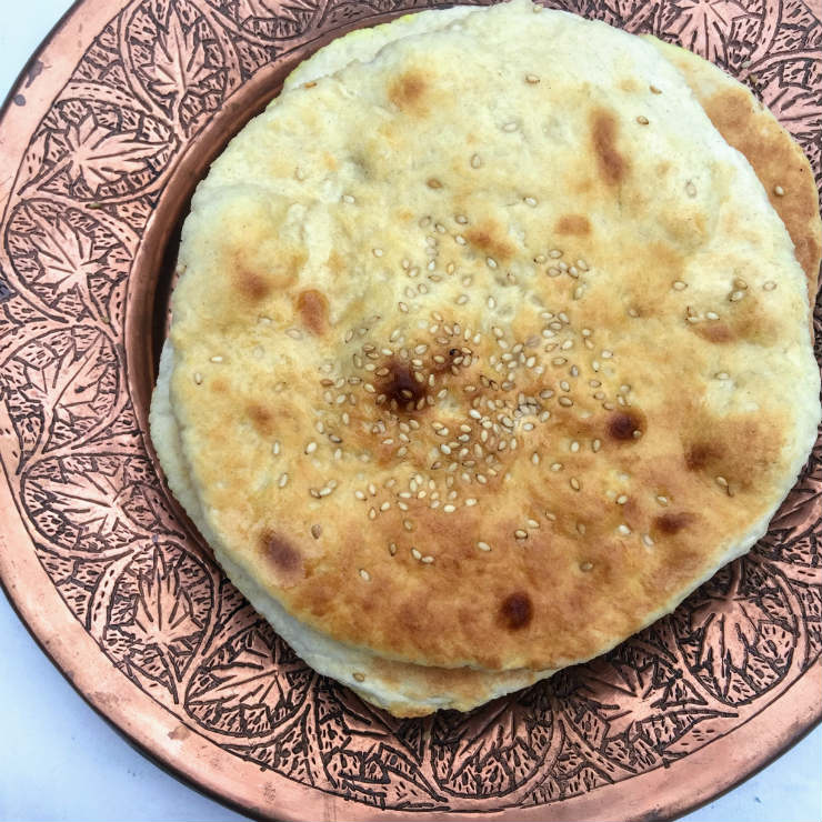 This is not Naan-Bread