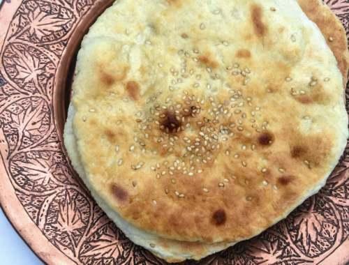 MAMANUSHKA.com || Flat Bread From The Subcontinent || Homemade Naan Bread