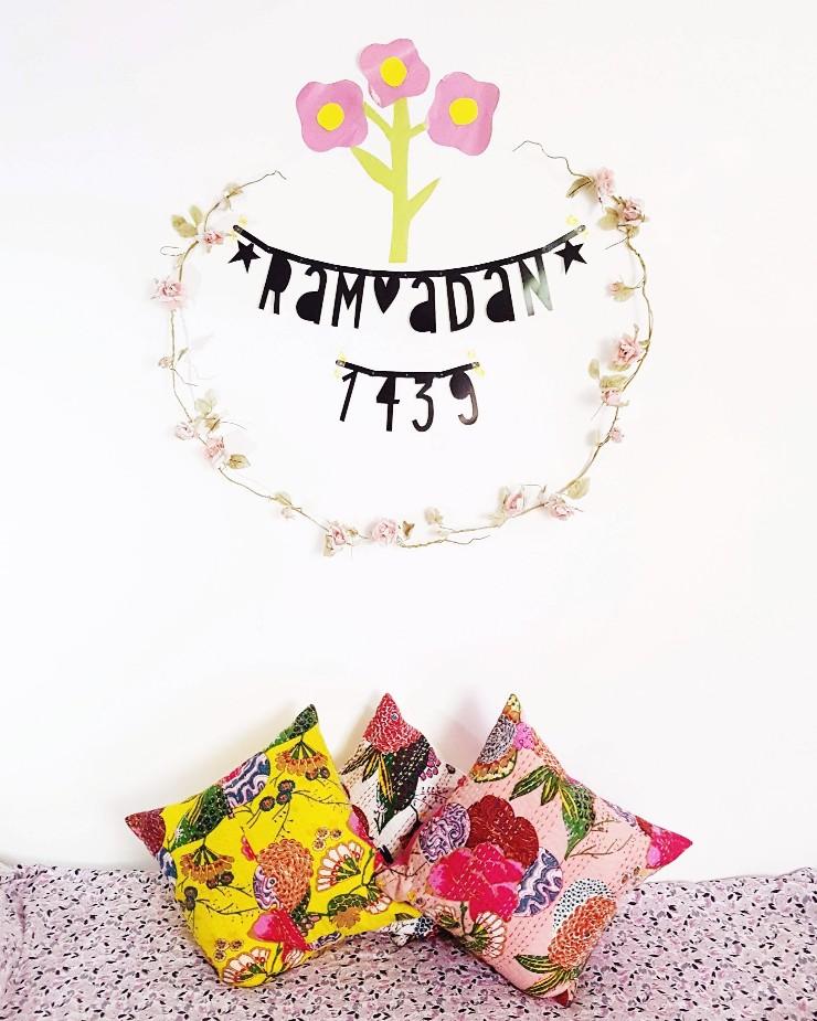 MAMANUSHKA.com || Ramadan Decor || Ramadan Tips || Ramadan Banner || Welcome Ramadan
