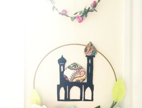 MAMANUSHKA.com || Three Favorite Things || Ramadan Tips || Flower Wreath
