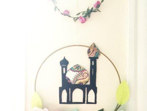 MAMANUSHKA.com    Three Favorite Things    Ramadan Tips    Flower Wreath