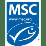manger de saison pêche durable msc logo