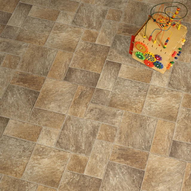 Modernize Your UGLY Outmoded Kitchen Flooring With Carpet One - Earthscapes vinyl flooring reviews
