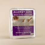 Allergy Luxe Premium Bed Bug Barrier Bedding by London Luxury