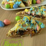 Reese's Peanut Butter Egg Turnovers