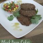 Black Bean Cakes