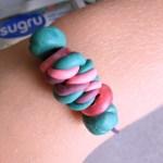 Homemade Beads with Sugru Self-Setting Rubber