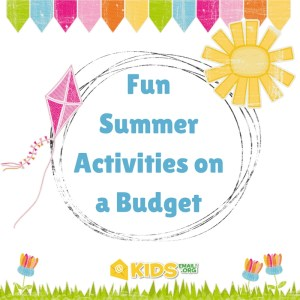 Fun Summer Activities on a Budget