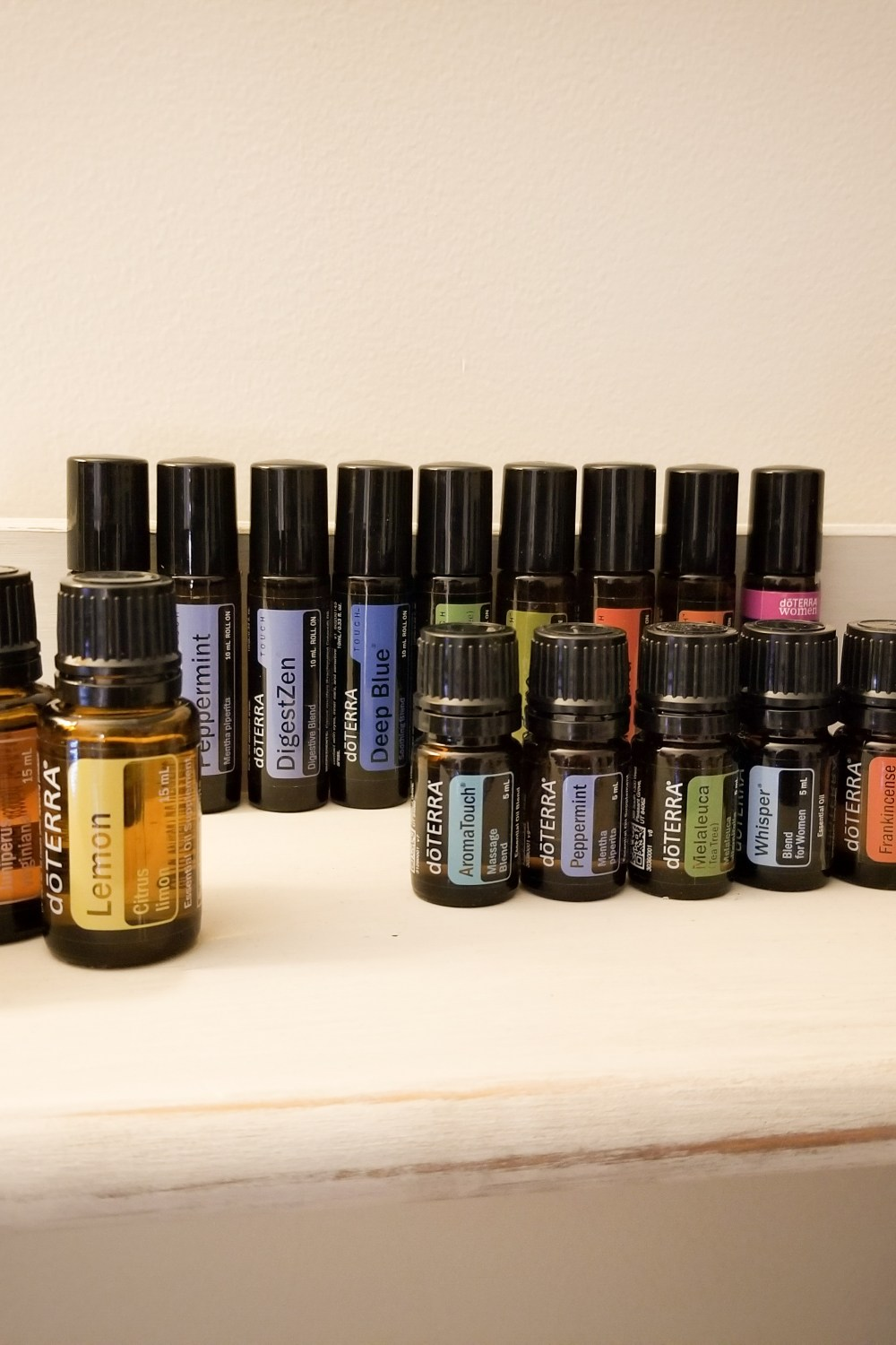 Mama of Both Worlds: Essential Oils